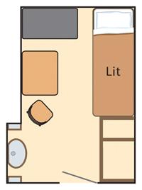 cabine BB